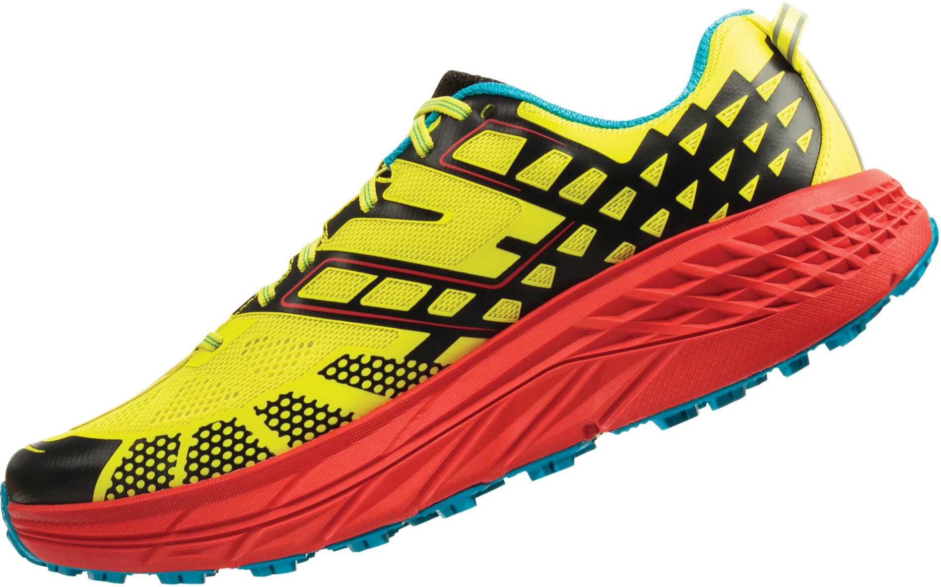 Klettergurt Black Diamond Primrose Test : Hoka one speedgoat running shoes men black evening primrose